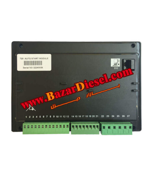 برد کنترلی دیپسی DSE720