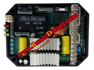 اتوماتیک ولتاژ رگولاتور ژنراتور Meccalte UVR6