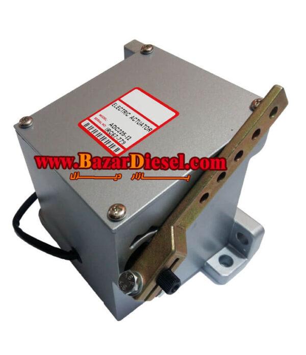 شیر برقی اکچویتور GAC Actuator ADC225S-12