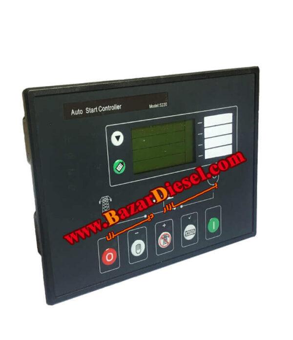 فروش نحوه تست برد کنترلی دیپسی DSE5220