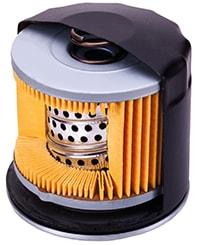 اجزای داخلی فیلتر روغن دیزل ژنراتور
