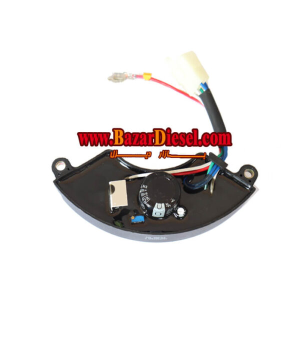 ولتاژ رگولاتور موتور برق