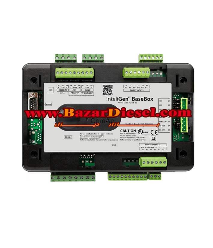 برد کومپ Inteligen NT BaseBox