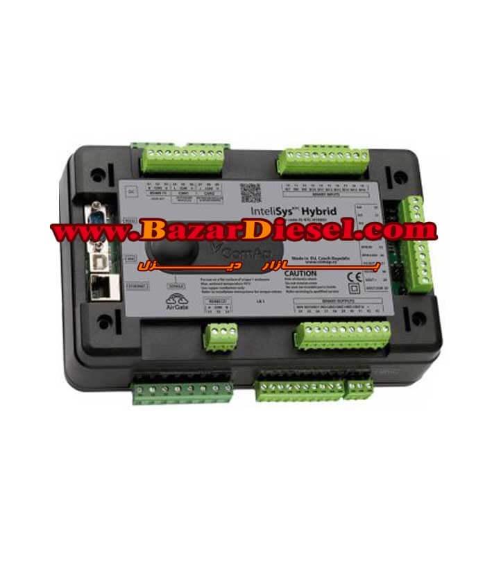 برد کومپ InteliSys NT BaseBox